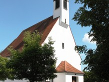 St. Stefanskirche in Eulenried